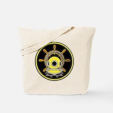 Cool Diving helmet Tote Bag