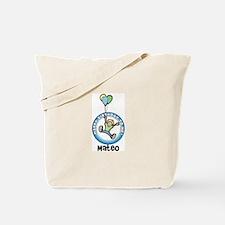Mateo: Happy B-day to me Tote Bag