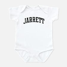 JARRETT (curve-black) Onesie