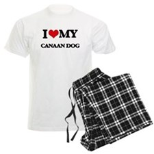 I love my Canaan Dog Pajamas
