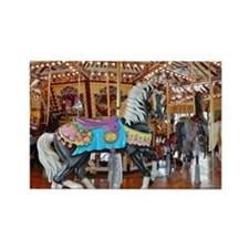 """""""CAROUSEL HORSE 4"""" Magnets"""