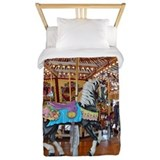 Carousel Twin Duvet Covers