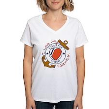 Coastie Valentine T-Shirt (light)