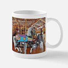 """CAROUSEL HORSE 4"" Mugs"
