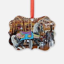 """CAROUSEL HORSE 4"" Ornament"