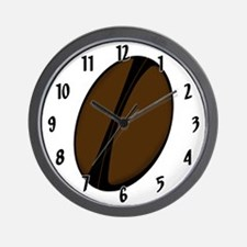 Rugby Ball Wall Clock