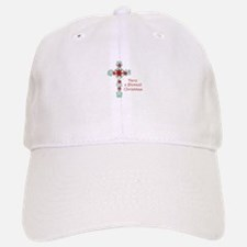 HAVE A BLESSED CHRISTMAS Baseball Baseball Baseball Cap