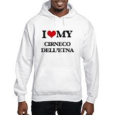 I love my Cirneco Dell'Etna Jumper Hoody