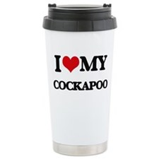 I love my Cockapoo Thermos Mug