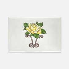 YELLOW ROSE OF TEXAS Magnets