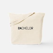 Bachelor Tote Bag