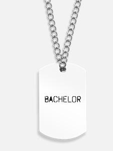 Bachelor Dog Tags
