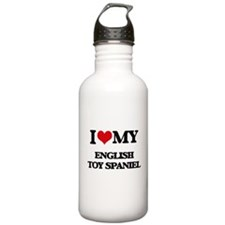 I love my English Toy Water Bottle