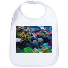 Beautiful Coral Reef Bib