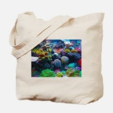 Beautiful Coral Reef Tote Bag