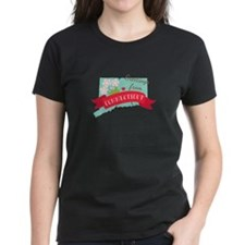 Greetings from Connecticut T-Shirt
