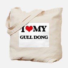 I love my Gull Dong Tote Bag