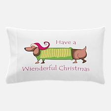 WIENDERFUL CHRISTMAS Pillow Case