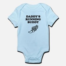 Daddys Running Buddy Body Suit