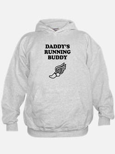 Daddys Running Buddy Hoodie