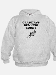 Grandpas Running Buddy Hoodie