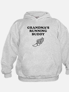 Grandmas Running Buddy Hoodie