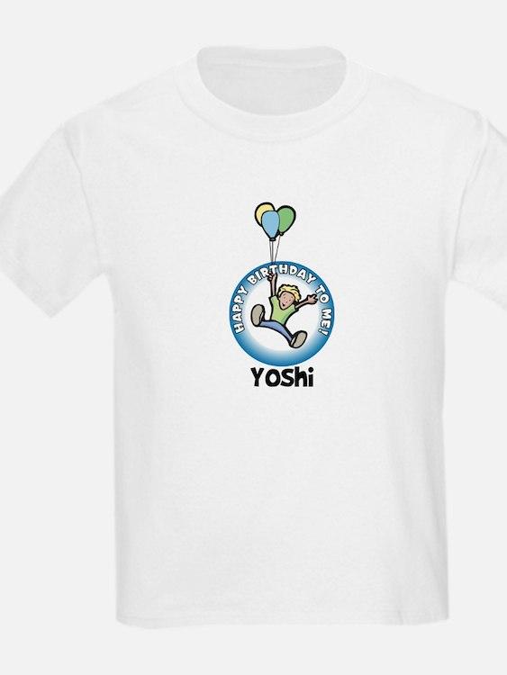 Yoshi: Happy B-day to me T-Shirt