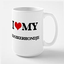 I love my Kooikerhondje Mugs