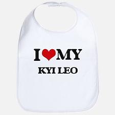 I love my Kyi Leo Bib