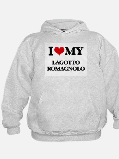 I love my Lagotto Romagnolo Hoodie