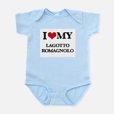 I love my Lagotto Romagnolo Body Suit