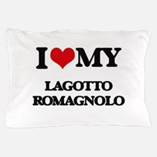 I love my Lagotto Romagnolo Pillow Case