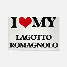 I love my Lagotto Romagnolo Magnets