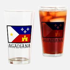 ACADIANA Drinking Glass