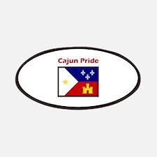 ACADIANA CAJUN PRIDE Patches
