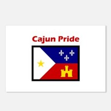 ACADIANA CAJUN PRIDE Postcards (Package of 8)