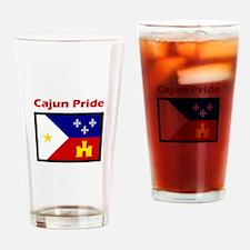 ACADIANA CAJUN PRIDE Drinking Glass