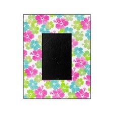 Hawaii hibiscus Picture Frame