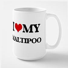I love my Maltipoo Mugs