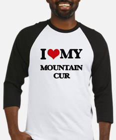 I love my Mountain Cur Baseball Jersey