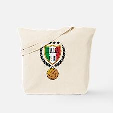 Italia retro soocer Tote Bag