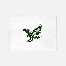 EAGLES 5'x7'Area Rug