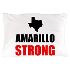 Amarillo Strong Pillow Case