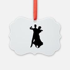 BALLROOM DANCERS Ornament