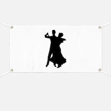 BALLROOM DANCERS Banner