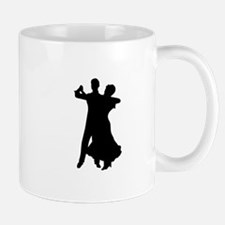 BALLROOM DANCERS Mugs