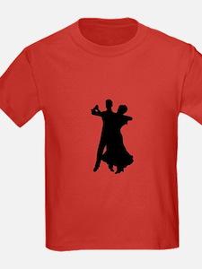 BALLROOM DANCERS T-Shirt