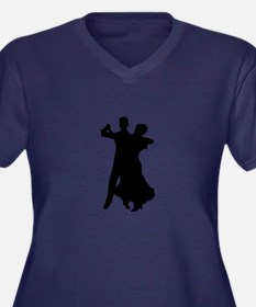 BALLROOM DANCERS Plus Size T-Shirt