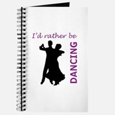RATHER BE DANCING Journal