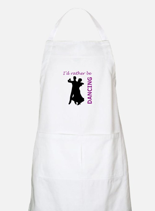 RATHER BE DANCING Apron